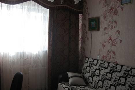 Сдается 2-комнатная квартира посуточно в Новом Уренгое, Ленинградский проспект, 10.