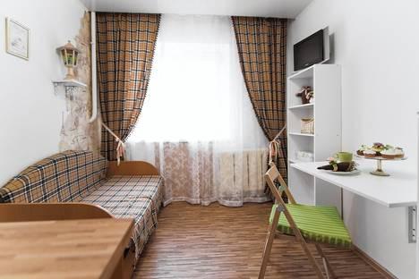 Сдается 1-комнатная квартира посуточнов Омске, 4-я Новостроевская, д.4.