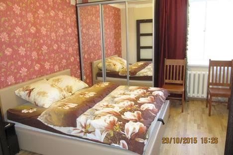 Сдается 2-комнатная квартира посуточново Владимире, ул. Чернышевского, 3.