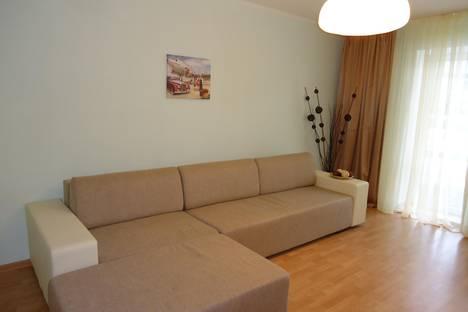 Сдается 3-комнатная квартира посуточнов Перми, Пушкина, 80.