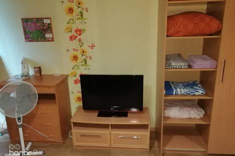 Сдается 1-комнатная квартира посуточно в Новосибирске, Зорге 98.