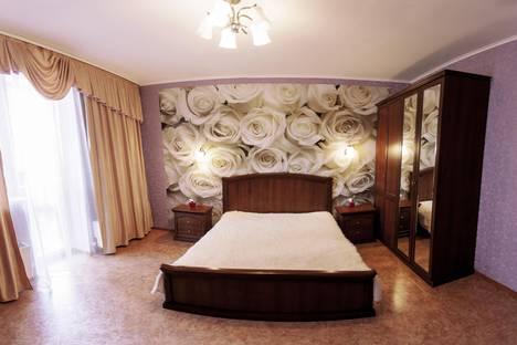 Сдается 1-комнатная квартира посуточно в Тюмени, ул. газовиков, 41.