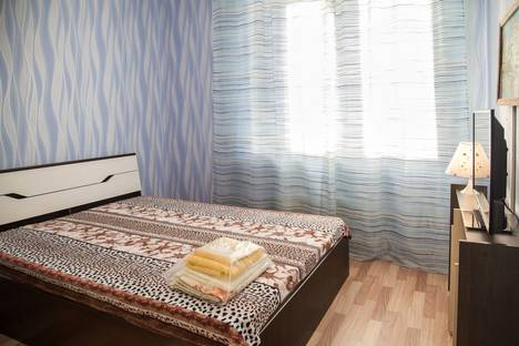 Сдается 2-комнатная квартира посуточно, ул. 9 Мая, 83.
