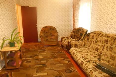 Сдается 2-комнатная квартира посуточно в Пскове, Киселёва 15.