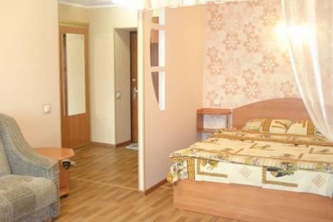 Сдается 1-комнатная квартира посуточно в Сумах, Харьковская ул., 2/2.