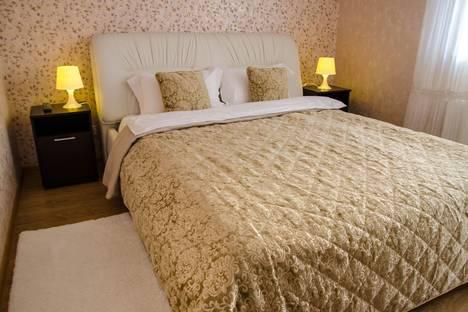 Сдается 2-комнатная квартира посуточнов Тюмени, ул. 50 лет Октября, 57а.
