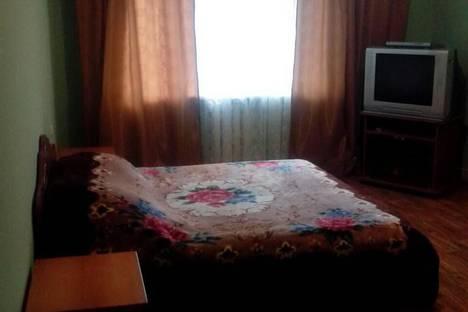 Сдается 1-комнатная квартира посуточно в Железноводске, Пятигорск, улица Козлова, 5.