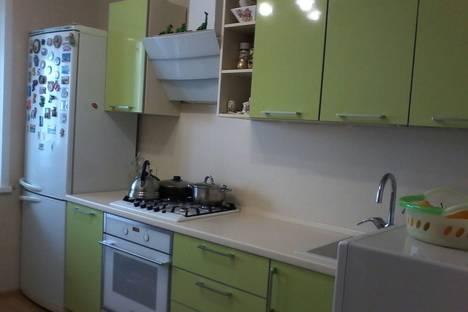 Сдается 3-комнатная квартира посуточно в Рязани, Высоковольтная 41.
