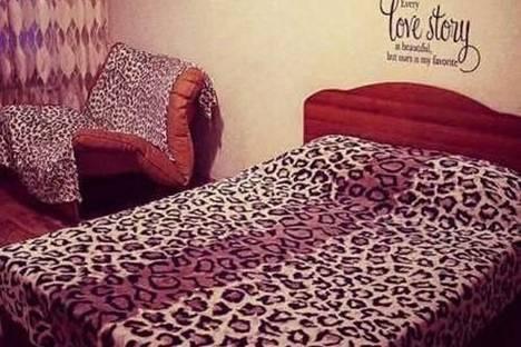 Сдается 1-комнатная квартира посуточно в Павлодаре, Кутузова, 13.