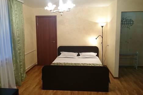 Сдается 1-комнатная квартира посуточно в Подольске, ул. Пионерская, 18.