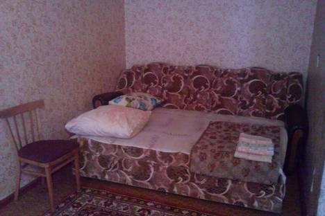 Сдается 1-комнатная квартира посуточнов Прокопьевске, ул. Институтская, 29.
