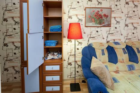 Сдается 1-комнатная квартира посуточно в Новосибирске, ул. Виктора Уса,  9.