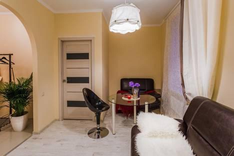 Сдается 1-комнатная квартира посуточно в Химках, ул. Некрасова, 8.