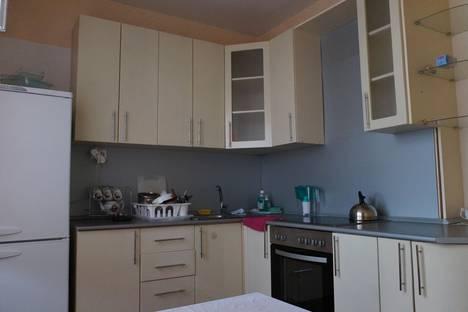 Сдается 1-комнатная квартира посуточно в Ульяновске, Авиастроителей проспект, 4.