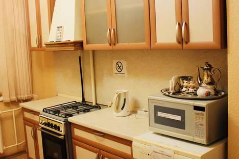 Сдается 4-комнатная квартира посуточнов Надыме, ул. Зверева, 40.