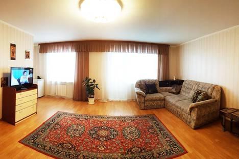 Сдается 2-комнатная квартира посуточнов Томске, переулок Дербышевский 17.