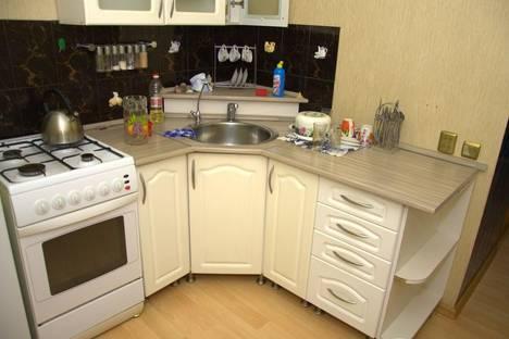 Сдается 1-комнатная квартира посуточно в Комсомольске-на-Амуре, ул. Васянина, 5.