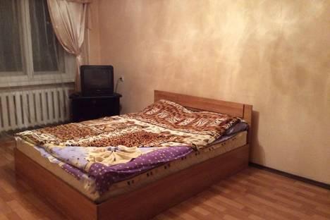 Сдается 1-комнатная квартира посуточно в Комсомольске-на-Амуре, Интернациональный проспект, 45.