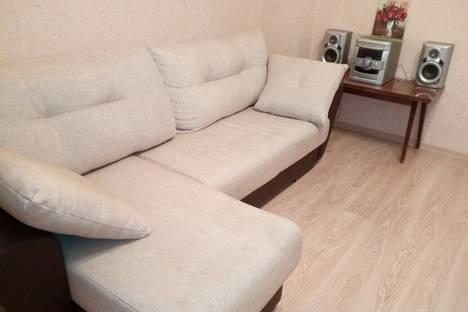 Сдается 1-комнатная квартира посуточно в Ханты-Мансийске, ул. Ледовая, 11.