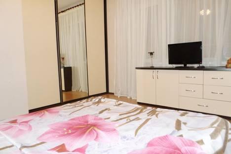 Сдается 1-комнатная квартира посуточнов Екатеринбурге, уральская 4.