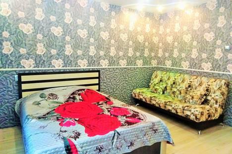 Сдается 1-комнатная квартира посуточно, ул. Водопьянова, 2а.