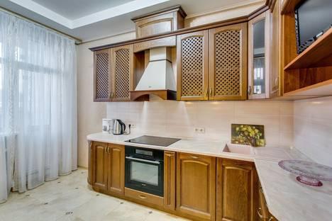 Сдается 2-комнатная квартира посуточнов Ростове-на-Дону, Красноармейская ул., 141/128.