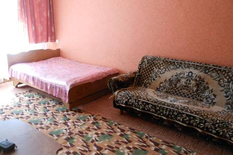 Сдается 1-комнатная квартира посуточно в Рубцовске, ул:Громова 25-3.