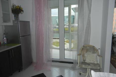 Сдается 1-комнатная квартира посуточно в Красногорске, Красногорский бульвар, 18.