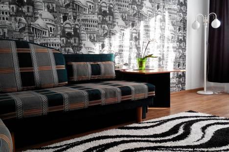 Сдается 2-комнатная квартира посуточно в Лиде, 7 Ноября,12.