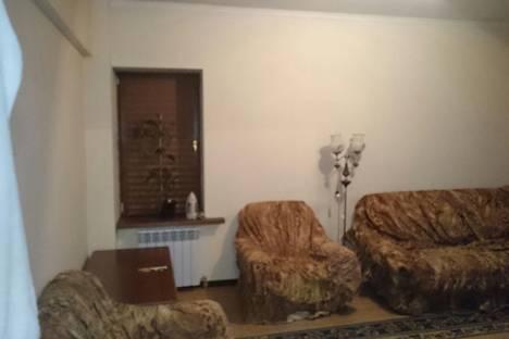 Сдается 1-комнатная квартира посуточно в Алматы, Тимирязева 74.