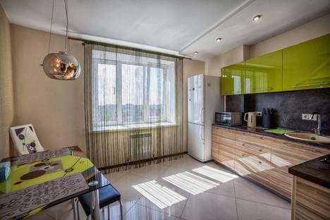 Сдается 1-комнатная квартира посуточно в Смоленске, ул. Ново-Чернушенский переулок 5.