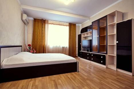 Сдается 1-комнатная квартира посуточнов Яблоновском, УЛ. Филатова 19/2.