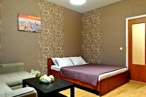 Сдается 1-комнатная квартира посуточно в Подольске, ул. Академика Доллежаля, 8.