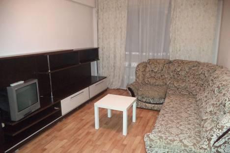 Сдается 1-комнатная квартира посуточно в Иркутске, ул. Подгорная, 49.