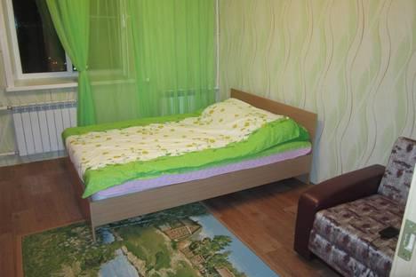 Сдается 2-комнатная квартира посуточно в Шерегеше, Дзержинского 8.