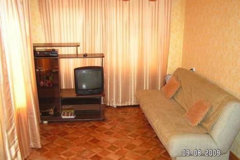 Сдается 1-комнатная квартира посуточно во Владикавказе, проспект Коста, 258.