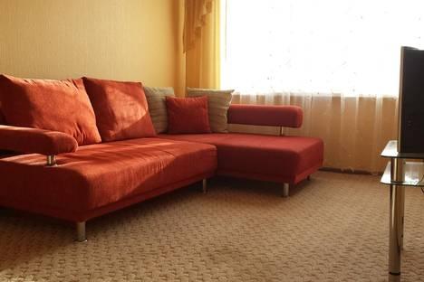 Сдается 2-комнатная квартира посуточнов Орске, машиностроителей 11а.