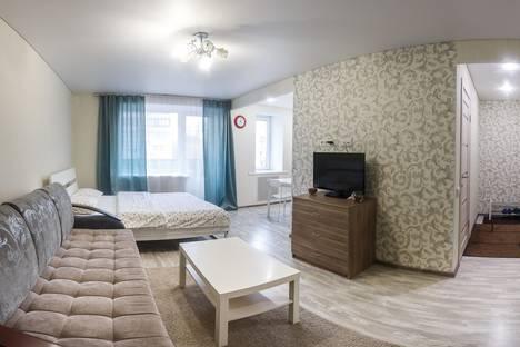 Сдается 1-комнатная квартира посуточнов Казани, ул. Рабочей молодежи, 9.
