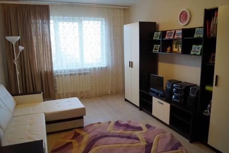 Сдается 2-комнатная квартира посуточно в Муроме, ул. Экземплярского, 45.
