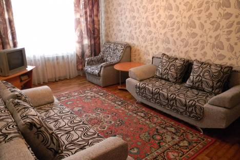 Сдается 2-комнатная квартира посуточнов Новокузнецке, Строителей, 33.