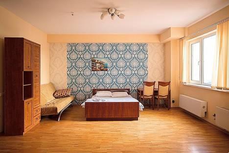 Сдается 1-комнатная квартира посуточно в Алматы, Каблукова 264.