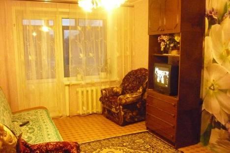 Сдается 2-комнатная квартира посуточно в Назарове, ул.Карла маркса 18 А.