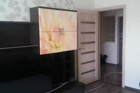 Сдается 1-комнатная квартира посуточнов Тюмени, Газовиков, 61.