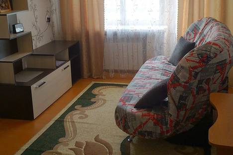 Сдается 1-комнатная квартира посуточно в Шерегеше, ул. Дзержинского 2.