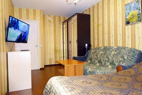 Сдается 1-комнатная квартира посуточнов Вологде, ул. Сергея Преминина, 6.