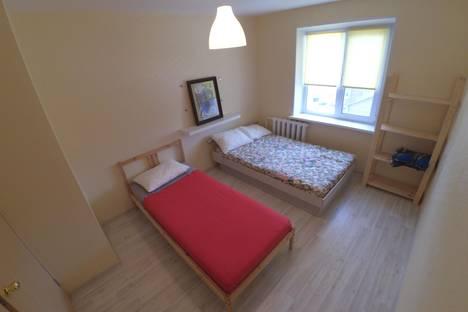 Сдается 3-комнатная квартира посуточнов Уфе, ул. Маршала Жукова, 2\5.