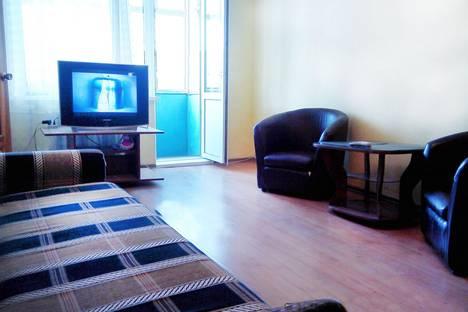 Сдается 2-комнатная квартира посуточнов Уфе, проспект Октября ,64/2.