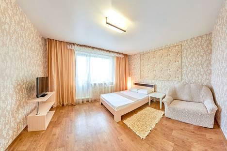 Сдается 1-комнатная квартира посуточно в Кургане, Зорге , 5.