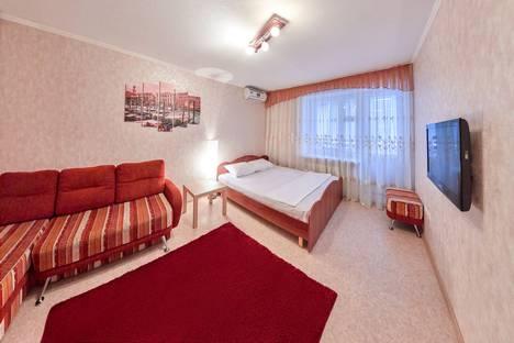 Сдается 1-комнатная квартира посуточно в Кургане, Гоголя, 151.