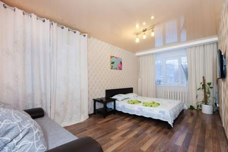 Сдается 2-комнатная квартира посуточнов Новосибирске, ул. Гоголя, 41.